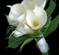 Букет невесты из калл №8