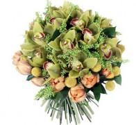 Букет из Орхидей №1