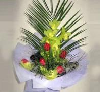 Букет из Орхидей №10