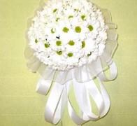 Букет невесты из ромашек №1