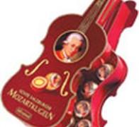 Конфеты Моцарт Скрипка: